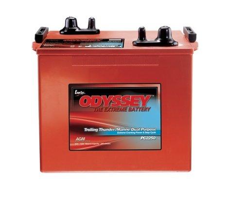 odyssey pc2250 battery price
