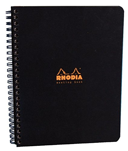 Rhodia Meeting Book - Made in France