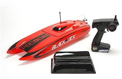 Pro-Boat-Blackjack-Catamaran-Brushless-RTR-by-Toy-Boat-24
