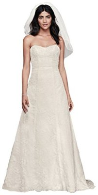 Scalloped-Lace-A-Line-Wedding-Dress-Style-OP1302