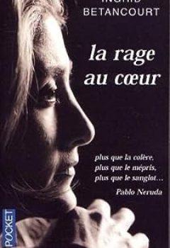 Livres Couvertures de La Rage Au Coeur