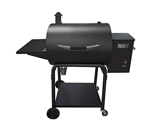 Smoke Hollow PS2415 Pellet Smoker Grill, 24″
