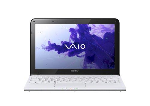 Sony VAIO E Series SVE11113FXW 11.6-Inch Laptop (Seafoam White)