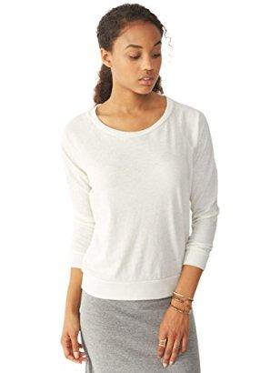 Alternative-Womens-Slouchy-PulloverEco-IvoryX-Large