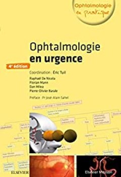Livres Couvertures de Ophtalmologie En Urgence