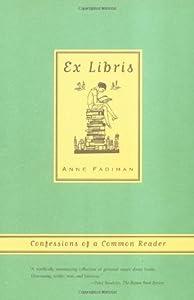 """Cover of """"Ex Libris: Confessions of a Com..."""