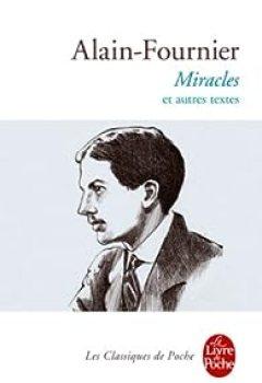 Livres Couvertures de Miracles Et Autres Textes