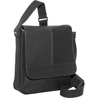 Kenneth-Cole-Reaction-Bag-for-Good-Colombian-Leather-iPadTablet-Day-Bag-Black