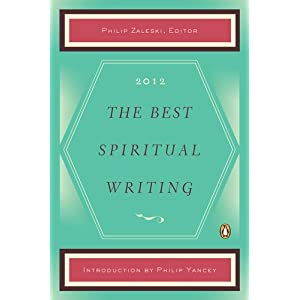 The Best Spiritual Writing 2012