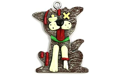 Gingerbread Zombie Dog