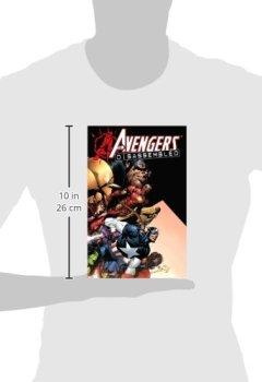 Livres Couvertures de Avengers Disassembled