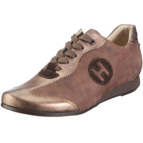 Hassia 0-302011-2070 Riva, Weite G, Damen Sneaker, Braun (espresso/bronce 2070), EU 39, (UK 6)