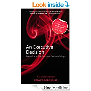An Executive Decision (An Executive Decision Trilogy Book 1)