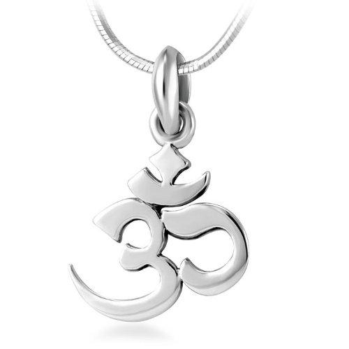 Chuvora 925 Sterling Silver Yoga