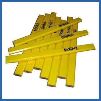 41fy%2BS0SqWL - BEST BUY #1 Dewalt DWP Carpentery and Joinery Pencils - 10 Pack