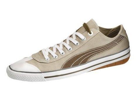 Sneaker von Puma in beige / weiß 40 UK 6,5 NEU