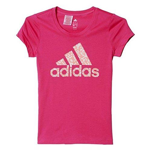 Adidas Mädchen-Shirt YG W-Logo
