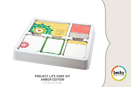 Project Life Amber Kit