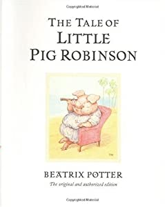"Cover of ""The Tale of Little Pig Robinson..."