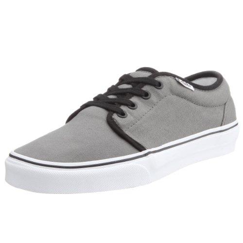 Vans V99ZPBQ Unisex - Erwachsene Sneakers Grau (Pewter/Black) EU 40, (US 7.5)