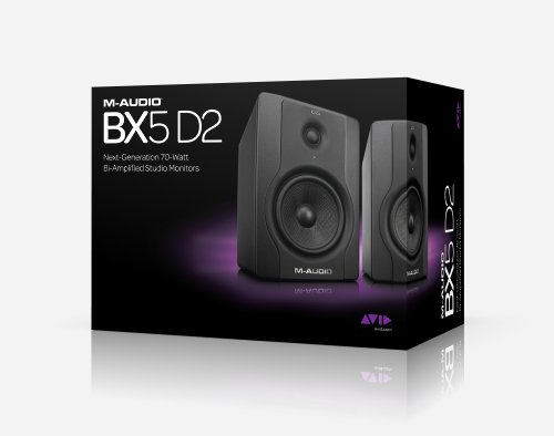 View M-Audio BX5 D2