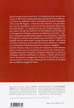 Livres Couvertures de L'Eglise face à l'islam: Entre naïveté et lucidité. Préface du père Henri Boulad