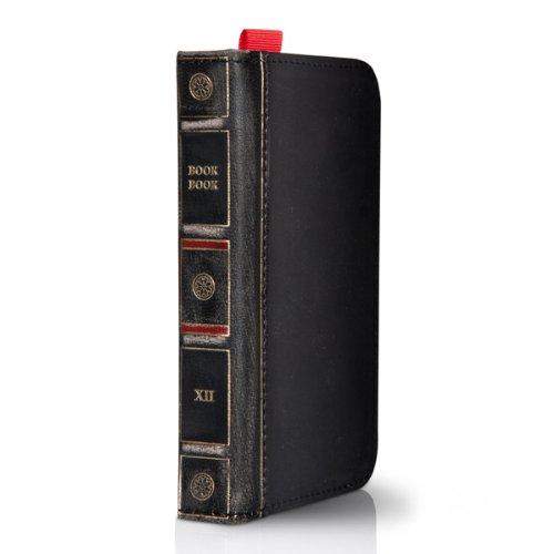 【正規代理店品】Twelve South BookBook v2 for iPhone 4S/4 クラシックブラック TWS-PH-000002