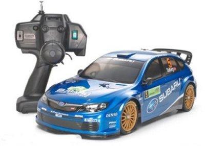 Tamiya-RC-RTR-Subaru-Impreza-WRC-2008-Vehicle