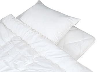 エムール 布団セット 「クラッセ」 シングルセット(掛け布団 敷き布団 枕) 防ダニ 抗菌 防臭 日本製