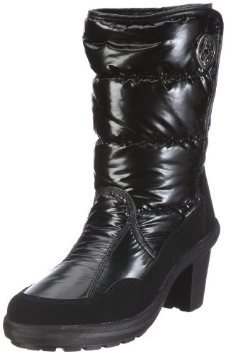 Vista 11-00830, Damen Stiefel, Schwarz (schwarz), EU 40