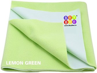 Bey Bee Just Dry, Baby Care Sheet, Waterproof Bed Protector Sheet, Large,...
