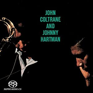 "Cover of ""John Coltrane & Johnny Hartman ..."
