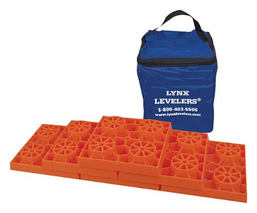Amazon.com: Lynx Levelers The only way we can level our bus & van is on boards, or leveling blocks. We carry a combo of both.