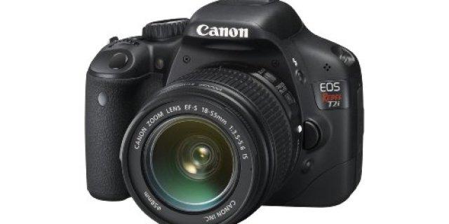 Canon EOS Rebel T2i 18 MP CMOS APS-C Digital SLR Camera Review