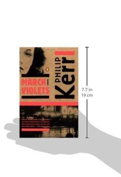Livres Couvertures de March Violets: A Bernie Gunther Novel