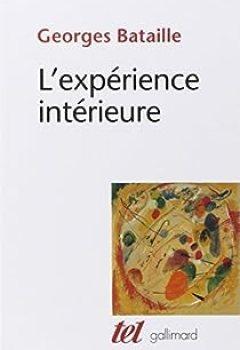 Livres Couvertures de L'expérience Intérieure