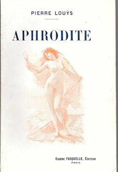 Livres Couvertures de Aphrodite - Moeurs antiques
