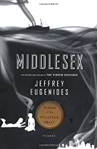 "Cover of ""Middlesex: A Novel"""