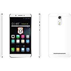 Wogiz® Unlocked Quad Core ROM 8 GB RAM 1GB MTK6580 5 3G Android Cellphone 8.0 MP GSM Dual SIM (Golden)