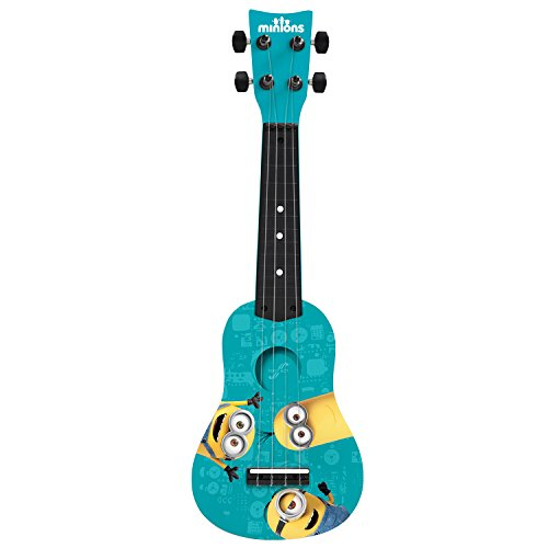 First-Act-MN285-Minions-Mini-Guitar-Ukulele
