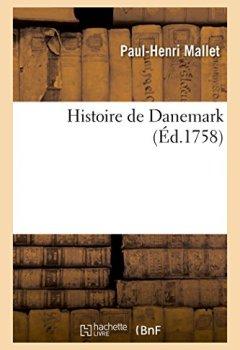 Livres Couvertures de Histoire de Danemark