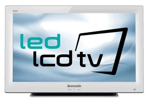 Panasonic Viera TX-L19D35EW 47 cm (19 Zoll) LED-Backlight-Fernseher, Energieeffizienzklasse C (HD-ready, 50Hz, DVB-T/-C, CI+) weiß