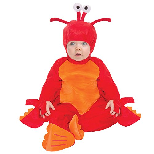 Toddler Lobster Halloween Costume, Size 18 Months - 2T