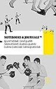 Carnet Quadrillé A5 Notebooks & Journals, Boxe (Collection Vintage), Large: Couverture souple (13.97 x 21.59 cm)(Carnet de Notes, Carnet de Voyage, Cahier de Texte)