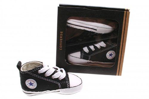Converse Chucks FIRST STAR HI CANVAS black