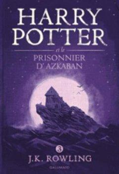 Livres Couvertures de Harry Potter, III:Harry Potter et le prisonnier d'Azkaban