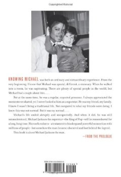 Portada del libro deMy Friend Michael: The Story of an Ordinary Friendship with an Extraordinary Man