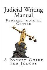 Kết quả hình ảnh cho Judicial Writing Manual