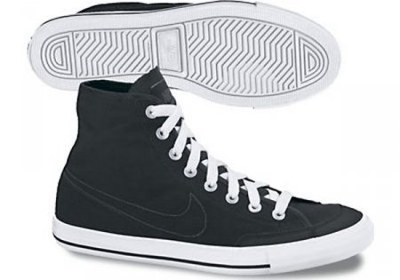 Nike Sneaker NIKE GO MID schwarz US9 - EU42,5