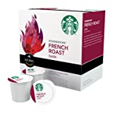 Starbucks French Roast Dark Roast Coffee Keurig K-Cups, 16 Count